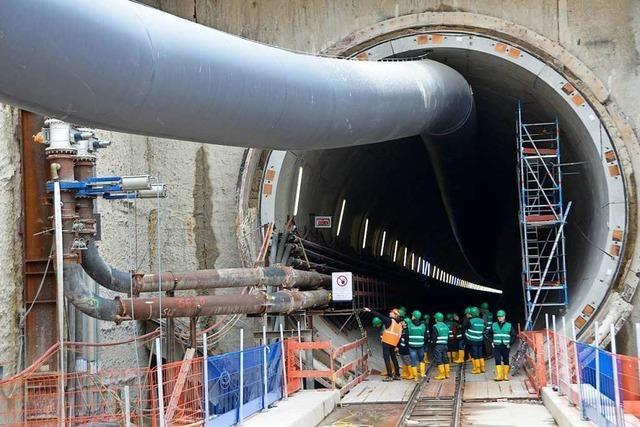 Tunnel und Ausbaustrecke: Bahn setzt auf Online-Dialog mit den Ortenauern