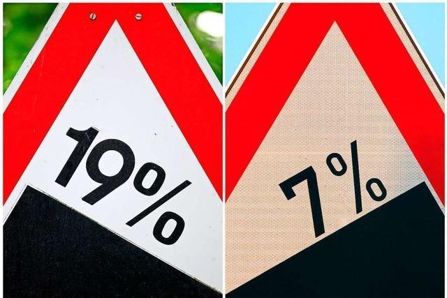 Senkung der Mehrwertsteuer erst einmal wirken lassen