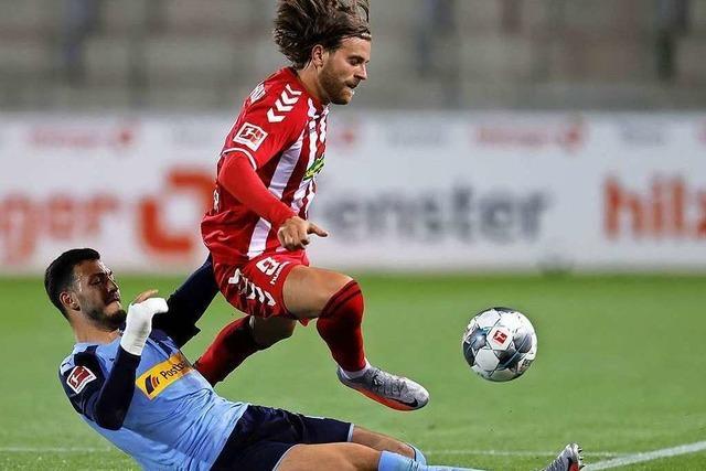 Beim 1:0-Sieg gegen Gladbach hält die Freiburger Serie an
