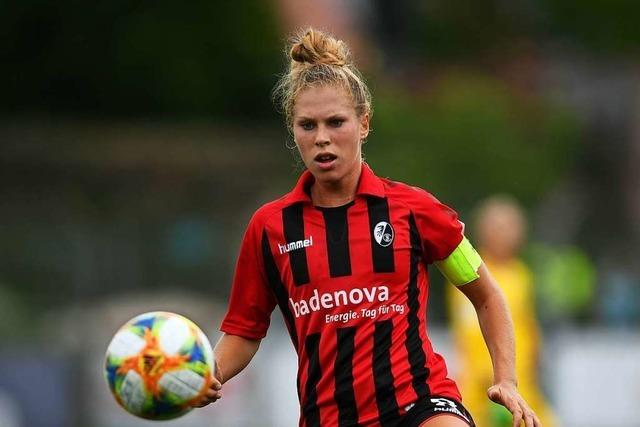 So gehen die SC-Frauen in das zweite Heimspiel gegen Jena