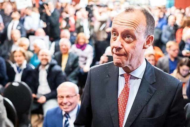 Merz und Laschet verlieren im CDU-Machtkampf an Boden