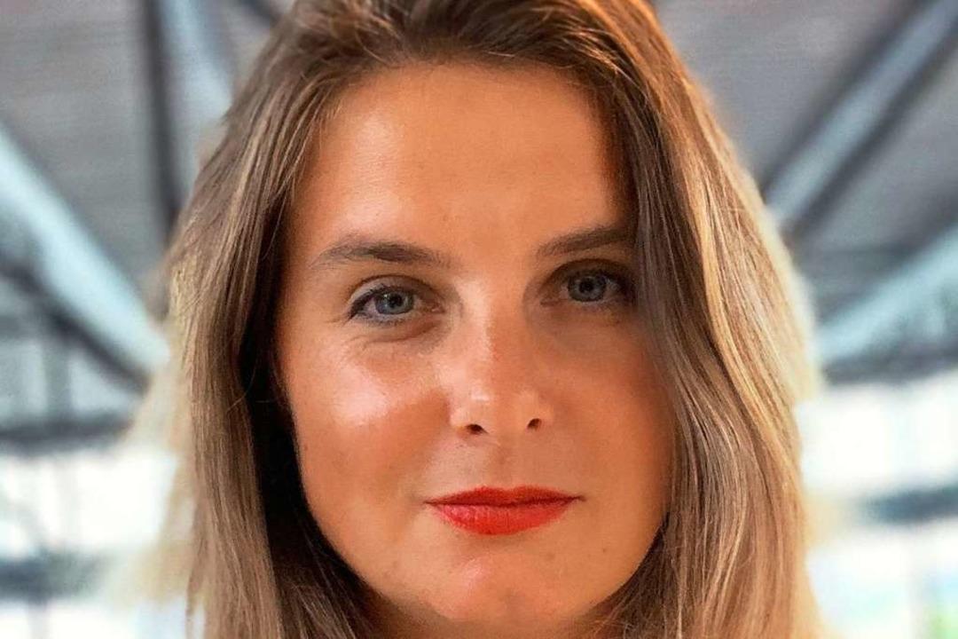 Julia Mohrbacher arbeitet beim Digihub... und ist Expertin für Digitalisierung.  | Foto: Digihub Südbaden
