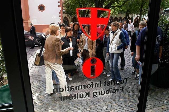 Die Tourist Information am Rathausplatz öffnet wieder