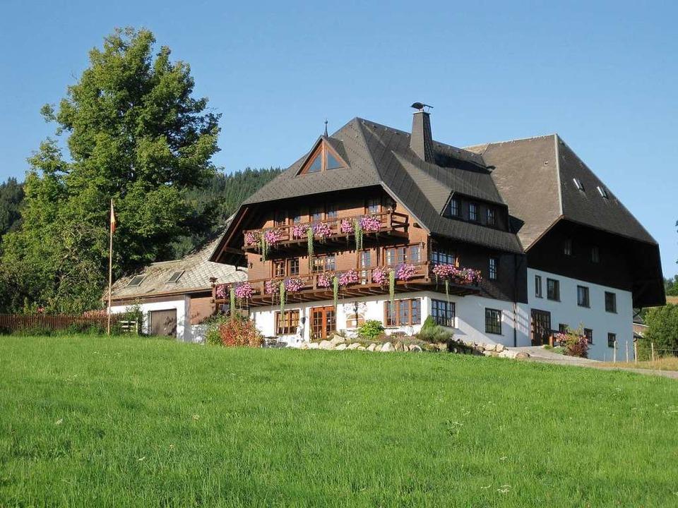 Der malerische Ospelehof in Hinterzarten  | Foto: Martin Braun