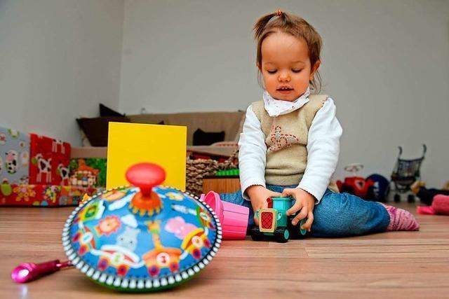 Wie viel Spielzeug brauchen Kinder wirklich?