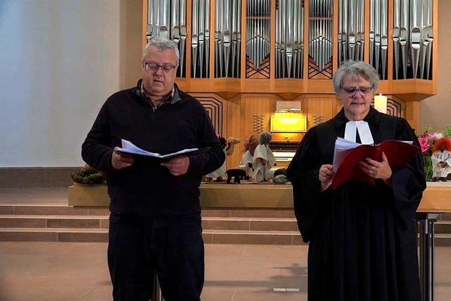 Video: Evangelischer Gottesdienst aus der Stadtkirche Schopfheim am 7. Juni 2020