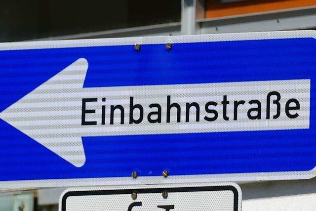 Anlieger wollen keinen Einbahnverkehr in der Reichenbacher Schutterstraße