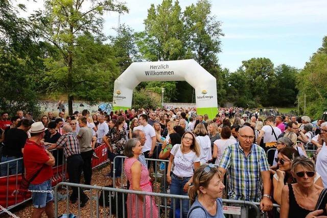 Das Kulturamt Weil am Rhein ist vom Normalbetrieb weit entfernt