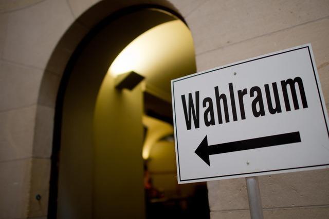 Vor 50 Jahren fand die letzte Volksabstimmung in Baden statt