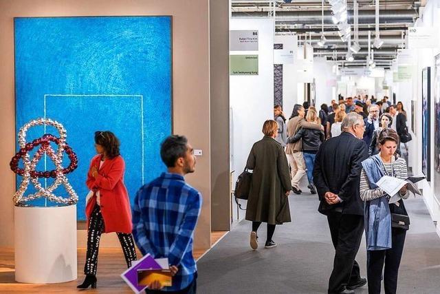 Messe Schweiz sagt auch die Kunstmesse Art Basel ab