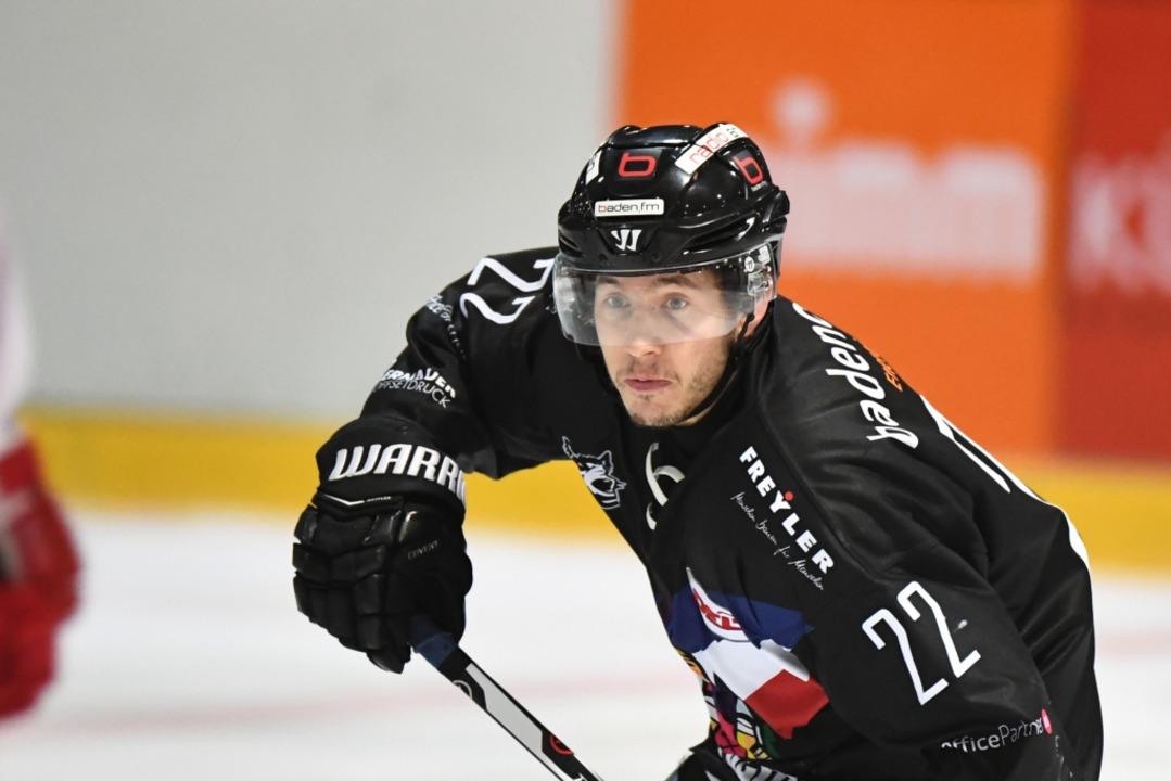 Rekordspieler Tobias Kunz verlässt seinen Verein.  | Foto: Achim Keller