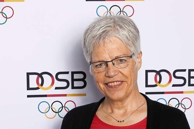 Von der Langläuferin zur Pressesprecherin beim Olympischen Sportbund: Ulrike Spitz aus Bubenbach