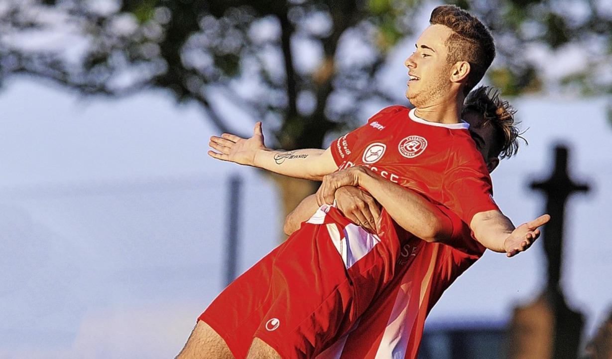 Alexander Schuler wurde beim FC Löffin...n wechselt er zur DJK Donaueschingen.     Foto: Wolfgang Scheu