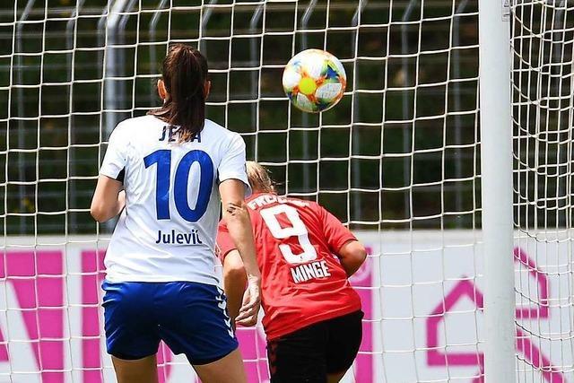 Kantersieg der Sportclub-Frauen gegen einen benachteiligten Gegner