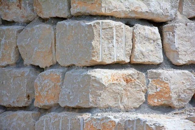 Keine nachträgliche Baugenehmigung für eine Mauer in Huttingen