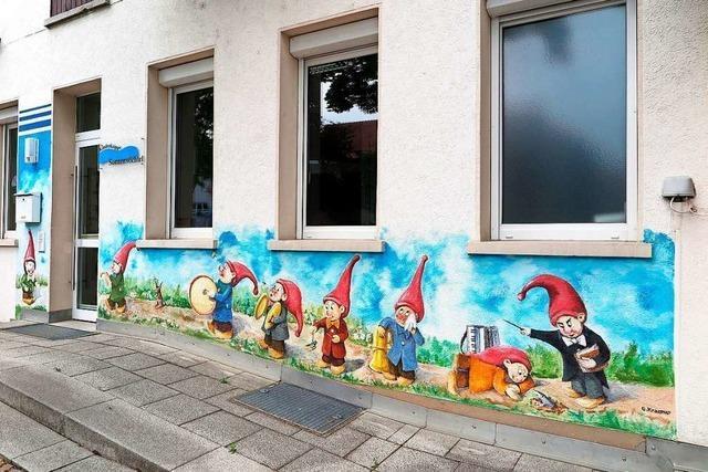 Neuenburger Kinderkrippe Sonnenwichtel zieht wegen Bauarbeiten um
