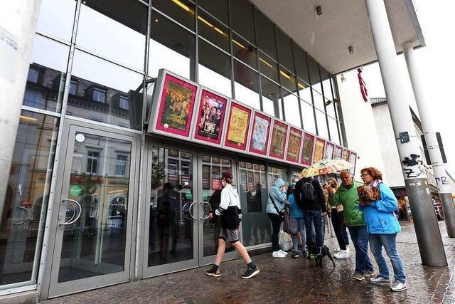 Der erste Kino-Besuch nach der Corona-Pause hat das Flair eines Geisterspiels