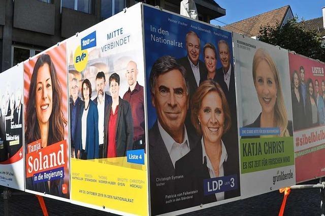 Der Kanton Basel-Stadt strebt das Wahlrecht für Ausländer an