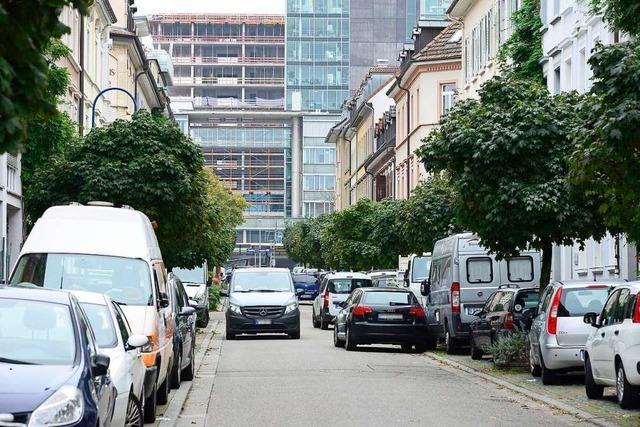 Polizei nimmt mutmaßlichen Einbrecher in Freiburg-Stühlinger fest