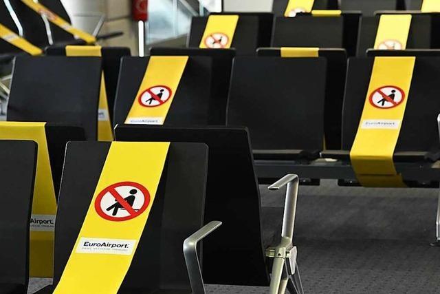 Geisterstimmung am Euroairport