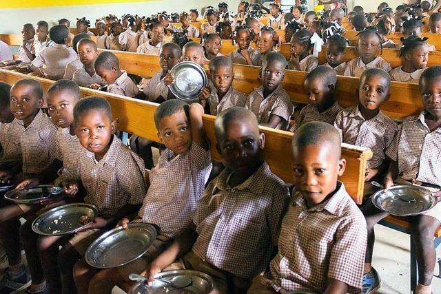 Corona legt Münstertäler Haiti-Projekt lahm