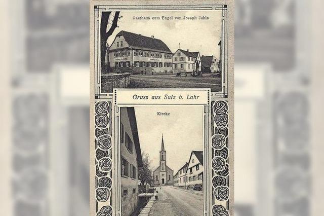 Kirche, Rathaus, Kneipe
