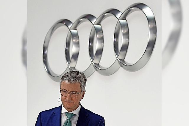 Dieselskandal bringt Ex-Audi-Chef vor Gericht