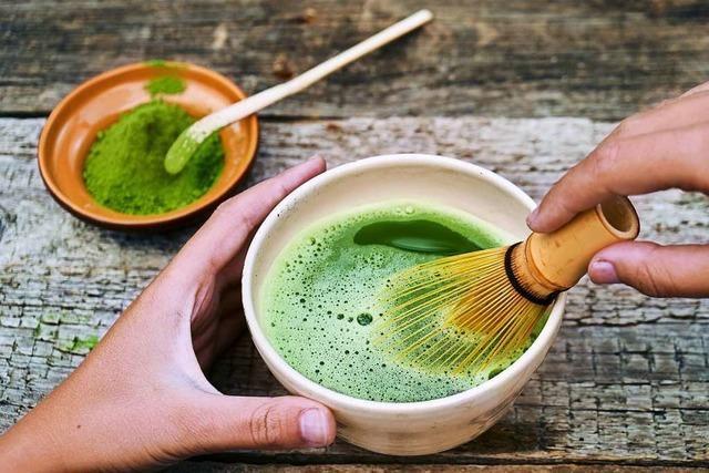 Eine Teezeremonie ist eine aufwändige Angelegenheit