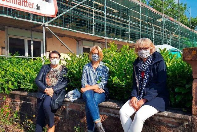 Fürs Seniorenprojekt in Schuttertal beginnen bald die Ausbildungskurse