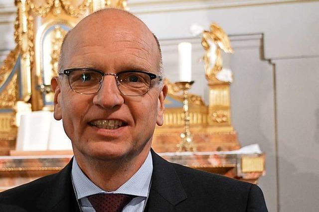 Martin Abraham wechselt von Rheinfelden zurück nach Lörrach