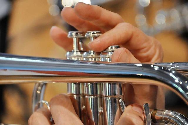 Lörrachs Blasmusikvereine suchen eine große Halle, um proben zu können