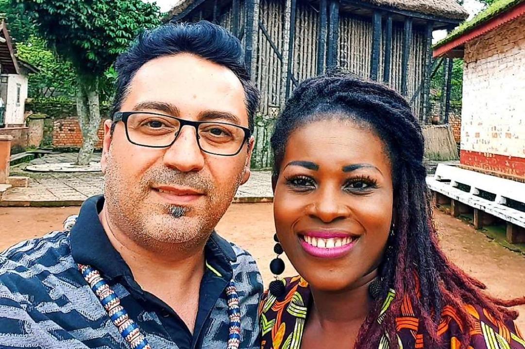 Sirri Yildiz mit Ehemann Nedim  | Foto: Privat