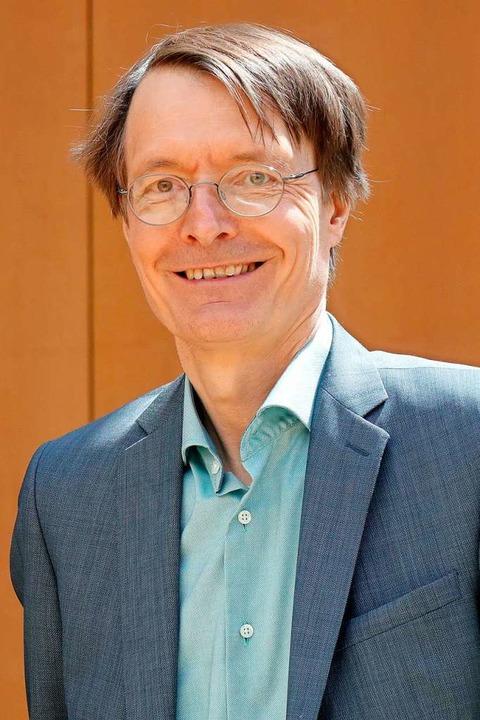 Karl Lauterbach (SPD)    Foto: Wolfgang Kumm