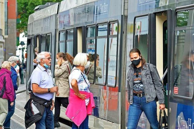 Freiburger Verkehrsbetriebe kehren zum regulären Fahrplan zurück