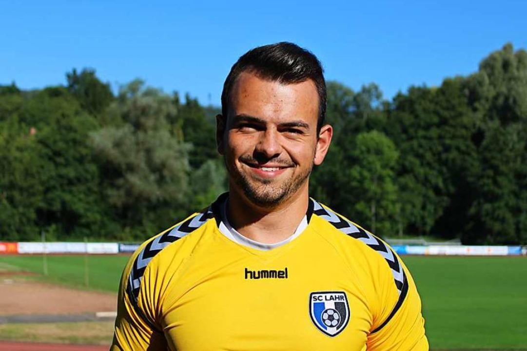 Jonas Witt entschied sich gegen einen Verbleib beim SC Lahr.  | Foto: Stefan Wölfle