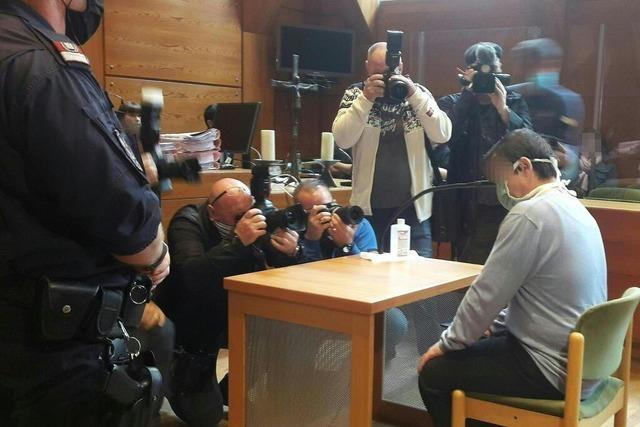Catalin C. bestreitet zum Prozessauftakt den Mord an Studentin in Kufstein