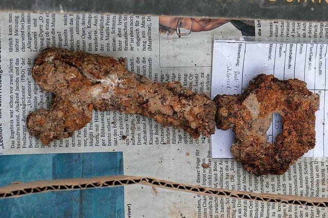 Diese Schätze aus der Vergangenheit wurden in Südbaden entdeckt