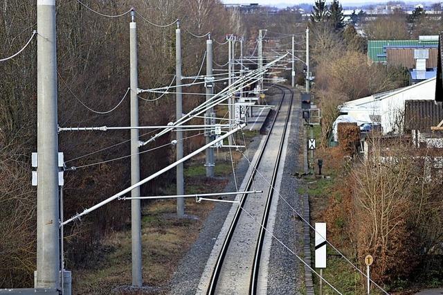 Bürgerfragestunde zur Hochrheinbahn