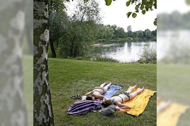 Jehle stellt Öffnung des Königswaldsees in Aussicht