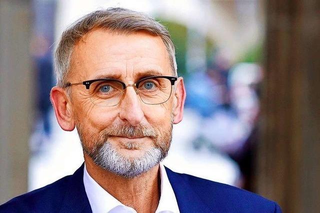 Armin Schuster erwartet eine Belebung im Handel