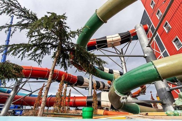 Ab Mittwoch dürfen täglich 1500 Menschen in die Europa-Park-Wasserwelt Rulantica