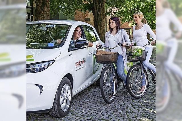 BI: 2030 sind bis zu zwei Drittel weniger Autos in der Innenstadt