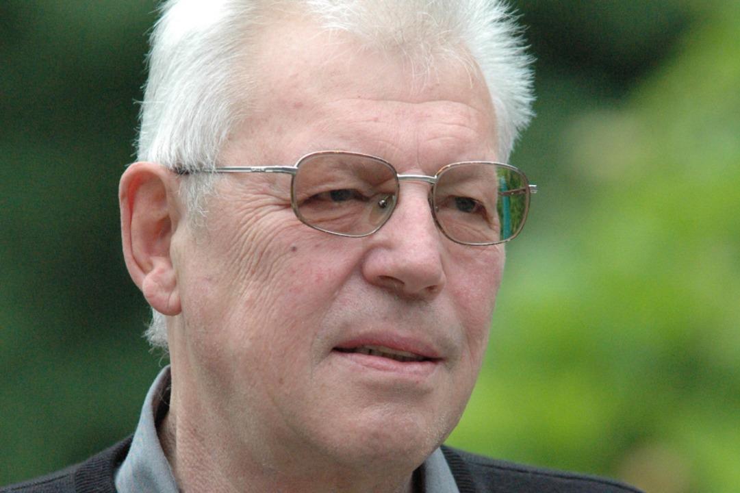 Als Jugendtrainer hatte Wolfgang Kelle...eren Blick für fußballerische Talente.  | Foto: Claus Zimmermann