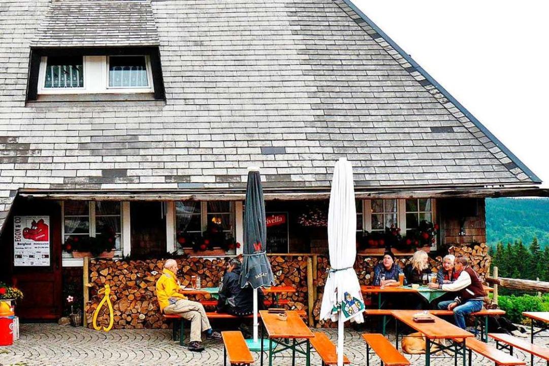 Für die Baldenweger Hütte wird seit Ok...n  möglich. Die Hütte ist geschlossen.  | Foto: Baldenweger Weidegenossenschaft