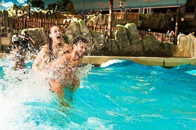So sollen die Rulantica-Badegäste die Hygiene-Abstände einhalten