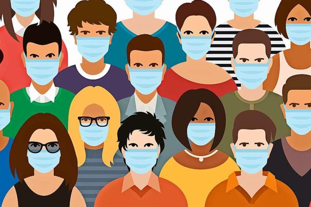 Seit Monaten hat das Coronavirus das L...chen und privaten Lebens (Symbolbild).  | Foto: Missbobbit (Adobe Stock)