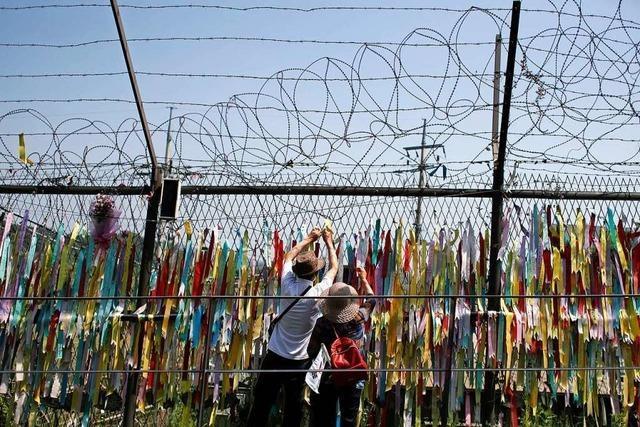 Nordkorea will das Ende der Sanktionen erzwingen