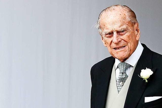Abendessen und Video-Grüße: Prinz Philip feiert 99. Geburtstag