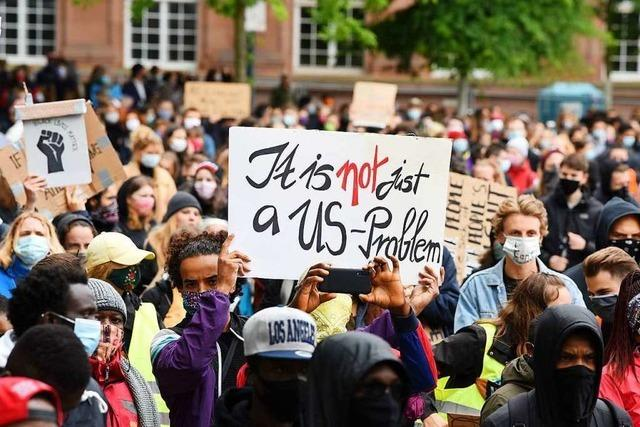 Demos gegen Rassismus: Eine Solidarität, die bleiben darf