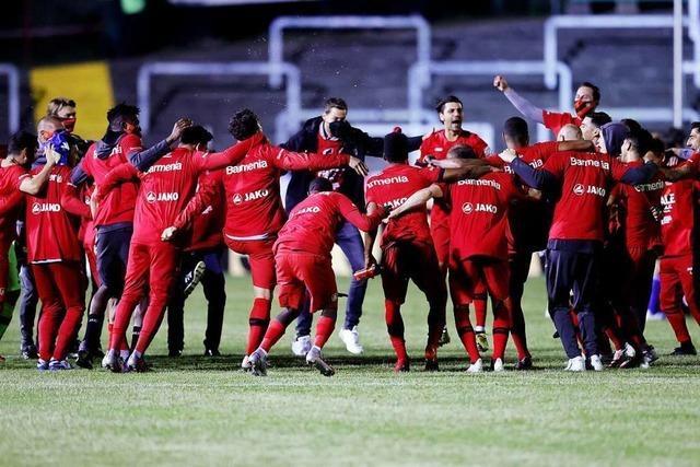 Eiskalt ins Finale: Leverkusen beendet Saarbrückens Pokal-Märchen